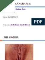 Vaginal Candidiasis