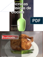 Técnicas Cocina Gonzalo González