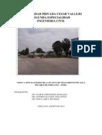 El Sistema de Abastecimiento de Agua Para La Ciudad de Chiclayo