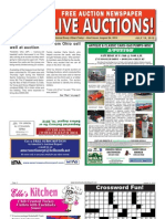 Americas Auction Report 8.10.12 Edition