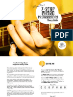 7 Step Chord Progression