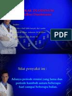 Tukak Duodenum p.point