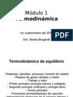 Clase 1 Termodinamica