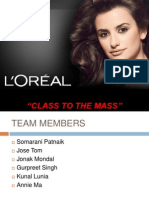 L'Oreal of Paris ppt