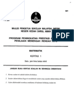 2012 PPMR Kedah Math 12 w Ans