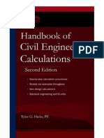 Civil Engineering Handbook Pdf
