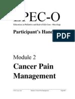 EPEC-O M02 Pain PH