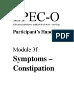 EPEC-O M03f Constipation PH