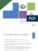 Criterios Diagnosticos de Disglucemia