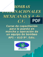 Curso de Bombas