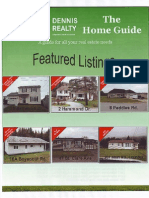 Home Guide August 9