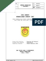 Jobsheet - CNC Lathe Sinumeric 802C