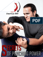Secrets of Punching Power