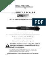 Needle Scaler 96997
