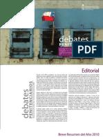 Debates Penitenciarios 15