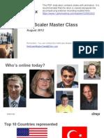 MasterClass August - FInal