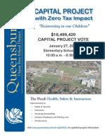 Cap Proj 2009 Brochure