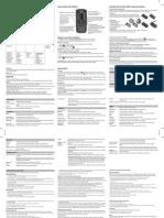 Manual LG GS155 para el operador Telefónica de Ecuador