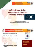 Epidemiologia de Las Enfermedades Cronicas - Diabetes en Mexico
