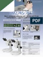 SMZ745 745T+Brochure
