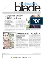 Washingtonblade.com - Volume 43, Issue 32 - August 10, 2012