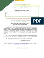 IN 03-2000 abate humanitário