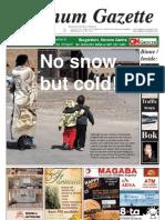 Platinum Gazette 10 August 2012