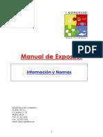 MODELO Manual Exposiciones