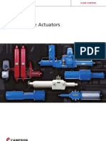 Ledeen Actuator General Catalogue - Entire Line