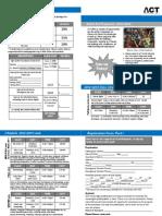 Registration 2012 2013