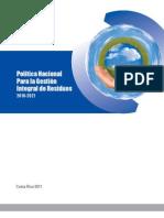Politica Salud 2011