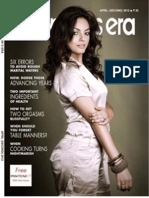 We 20120402 | Eyebrow | Bharatiya Janata Party