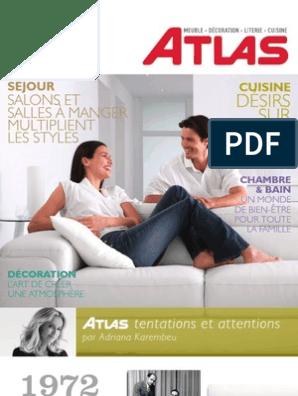 Catalogue Atlas 31 12 Polyurethane Matelas