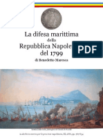 1886 MARESCA The Maritime Defense of the Napoletan Republic of 1799