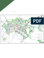Mapa Mirassol Completo Em PDF Com Num Lotes