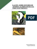MOTORES DE COMBUSTIÓN INTERNA. FUNDAMENTOS Y SERVICIO ELÉCTRICO/ELECTRÓNICO