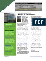 Wayne Law Clinics Newsletter Summer 2012
