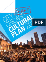 Chicago Cultural Plan 2012 Draft