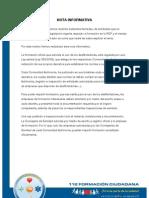 Carta información formación DESFIBRILADORES