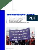 Sozialpolitische Chronik der Arbeitnehmerkammer Bremen
