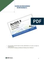 Desinstallation_ARCGIS_9x