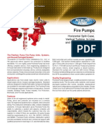 Brochure Fire Pumps (B-1500)