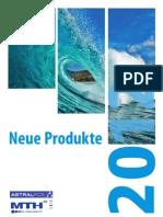 FLUIDRA Katalog Neue Produkte 2012