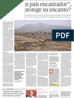 Cultura Peru sin proteccion del Gobierno