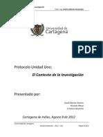 Protocolo Grupal Capitulo Dos