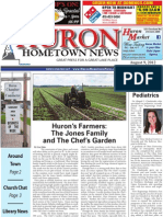 Huron Hometown News - August 9, 2012