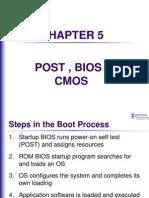 5 Post , Bios , Cmos