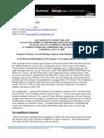 Verizon Wireless Amphitheatre ASO Star Wars Press Release