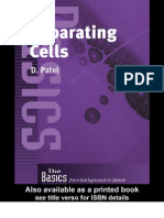 Separating Cells