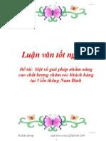 Cham Soc Khach Hang Vien Thong Nam Dinh 5726